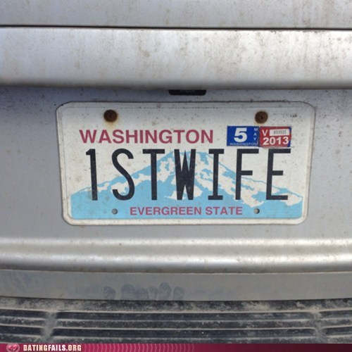 dating number plate