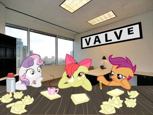 valve cutie mark crusaders video games - 7370338048