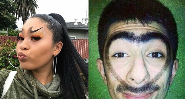 WoW wtf eyebrows What is happening weird - 7370501