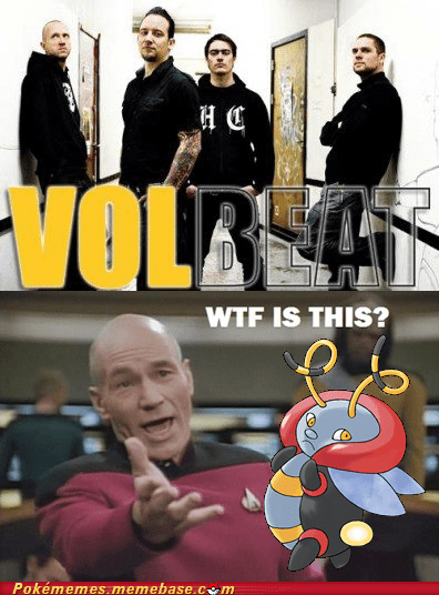 Volbeat Used Metal Sound