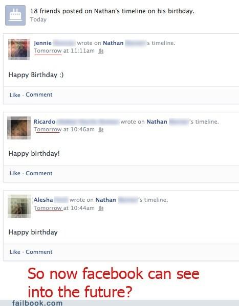 predicting the future happy birthday tomorrow - 7371401216
