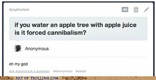 apple juice cannibalism apple tree apples