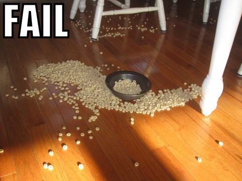 FAIL,kids,parenting,cheerios,cereal