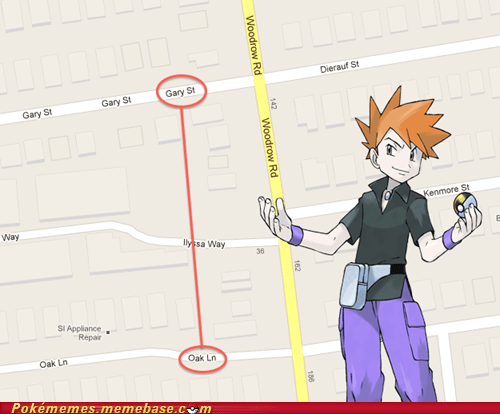 IRL,streets,gary oak,the streets have so much girth
