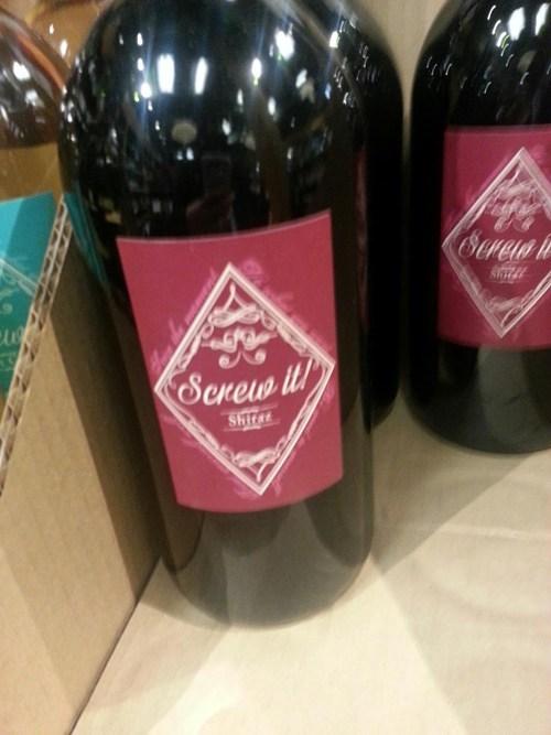 dont-care wine label - 7373112320