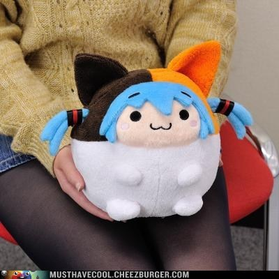 Plush,Hatsune Miku,cute,kawaii