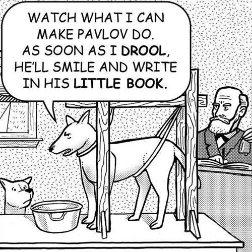 smart,psychology,pavlov,dogs,g rated,School of FAIL