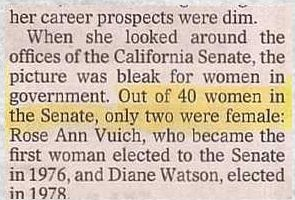 newpapers,senate,women