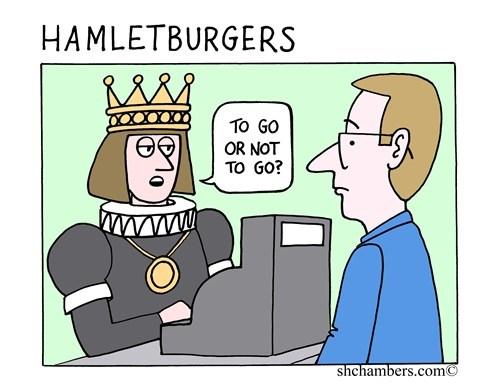 literature hamlet burgers - 7373842944