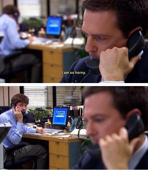 the office horny andy - 7373880832