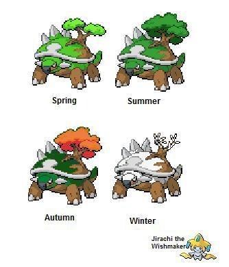 Pokémon seasons torterra - 7374248192