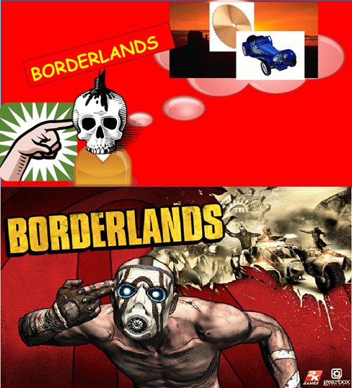 Comics - BORDERLANDS BORDERLANDS AMES RTDOX