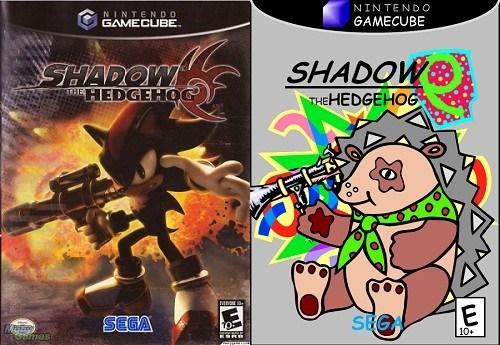 Gadget - NINTENDO NINTENDO GAMECUBE GAMECUBE SHADOWI SHADOW HEDGEHOG THE THEHEDGEHOG SBGA SEGA 10+ Sumes