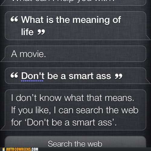 siri Movie too smart - 7376177920