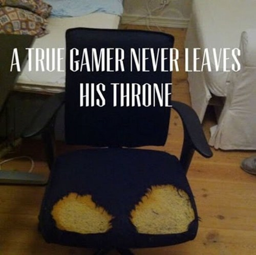 IRL,chairs,gamers