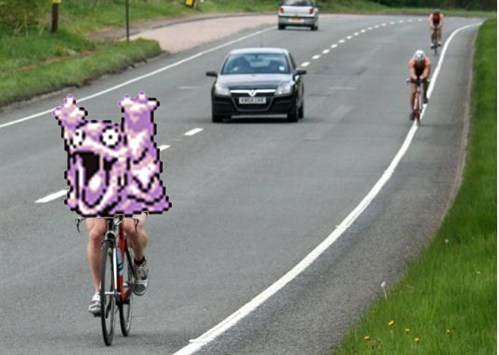 grimer,bicycles,Pokémon