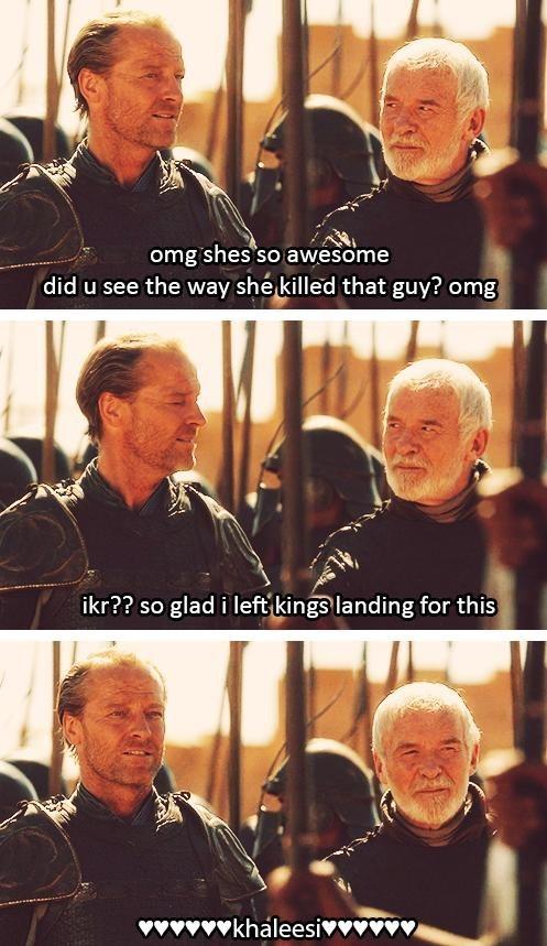 Game of Thrones,khaleesi,love