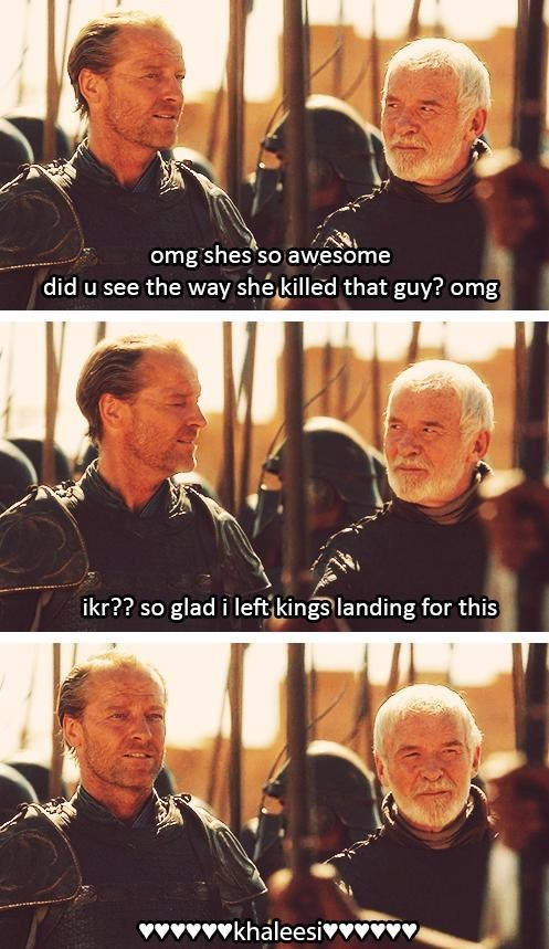 Game of Thrones khaleesi love - 7376683776