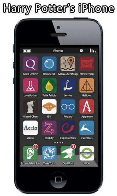 Harry Potter wizards iphone g rated AutocoWrecks - 7377131520