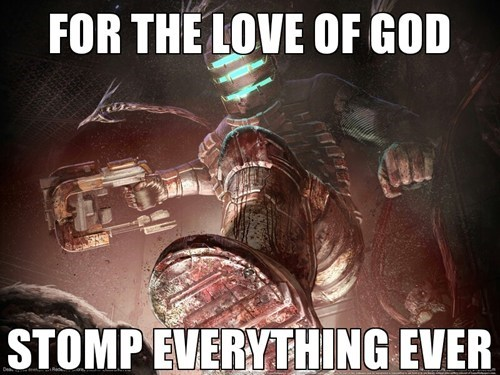 dead space,video games,video game logic