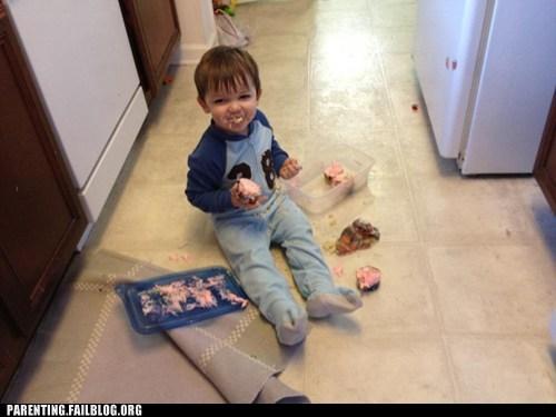 cupcake thief,cupcakes