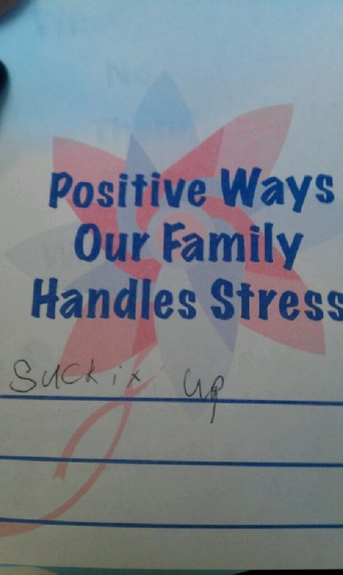 stress coping with stress suck it up - 7377667584