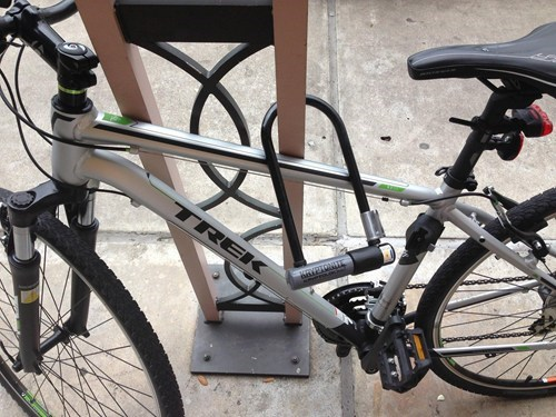 bike lock,bike,genius,theft