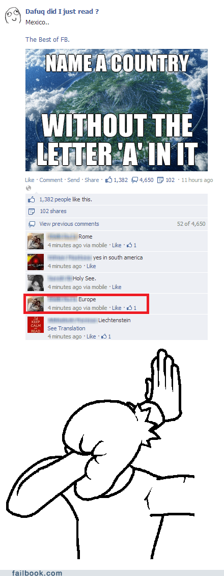 europe,country,ultimate facepalm,continent,failbook,g rated