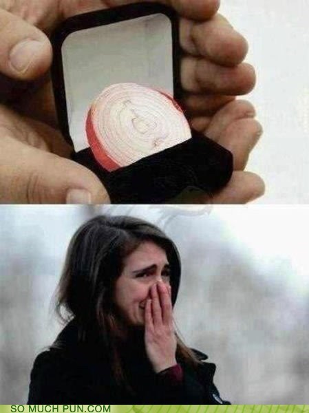 onion wedding crying - 7379602432