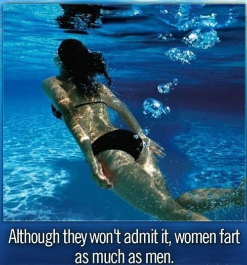 farting,urban myths,men vs women