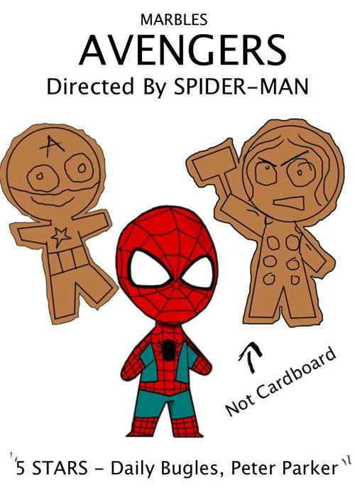 legit Spider-Man avengers - 7380176384