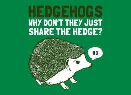 share,hedgehog