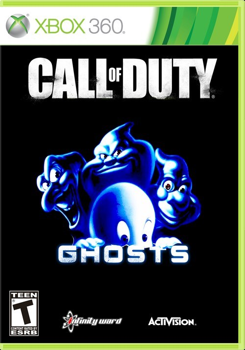 call of duty news ghosts casper