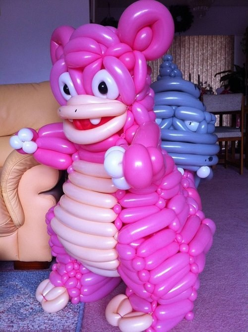 IRL Balloons slowbro - 7380724736