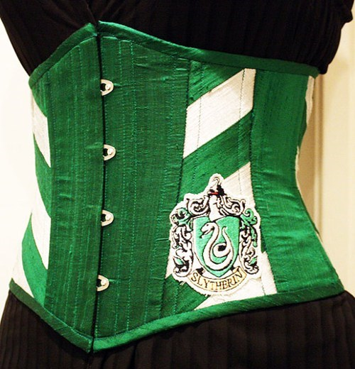 corset Harry Potter design nerdgasm