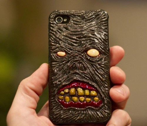 necronomicon,phone,evil dead,nerdgasm