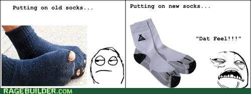 socks me gusta dat feeling new socks - 7381026048