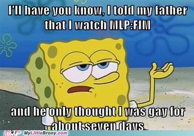 Bronies SpongeBob SquarePants Memes - 7382096896