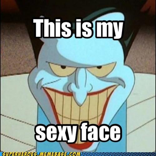 face joker sexy