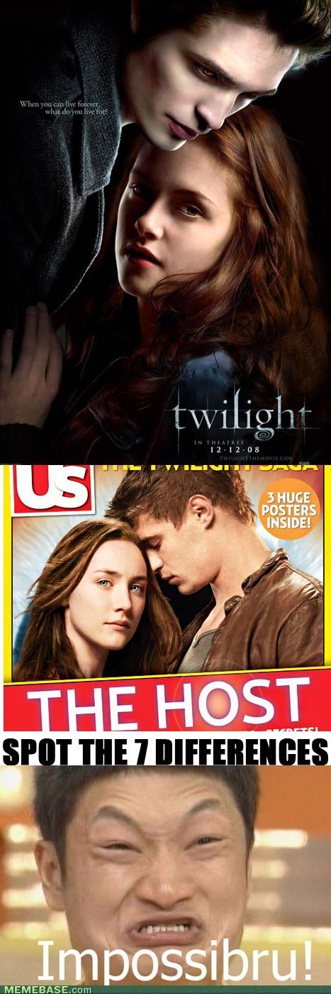 impossibru movies twilight the host - 7382804992