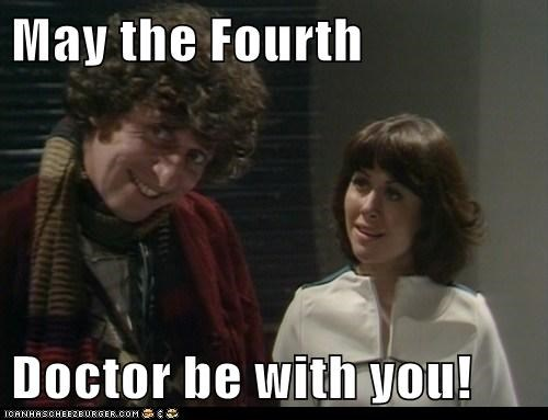 may the fourth,doctor who