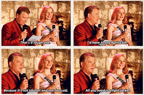 Miss Congeniality,William Shatner