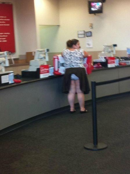 embarrassing skirts underwear - 7383337216