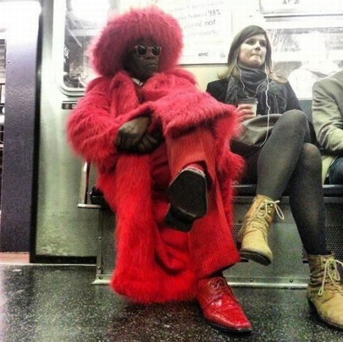 fur,pimps,public transportation