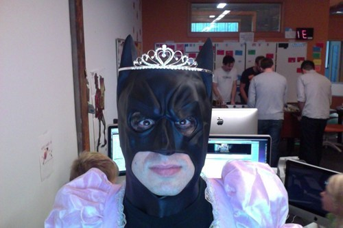 princess batman - 7383351808