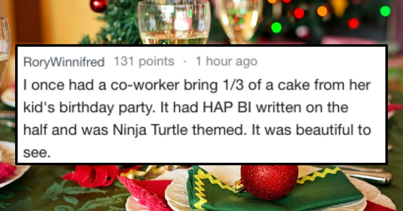 holiday party trolling