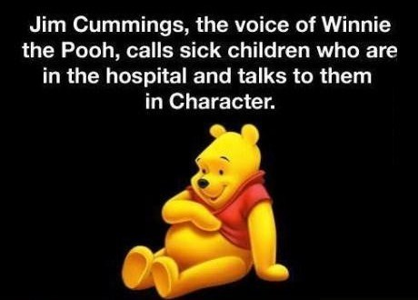 cartoons restoring faith in humanity week winnie the pooh voice actors - 7384082432