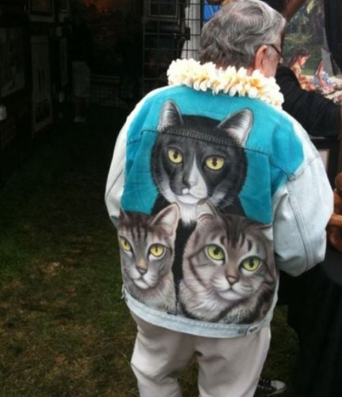 jacket Cats - 7384155392