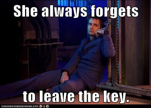 keys,doctor who,handcuffs