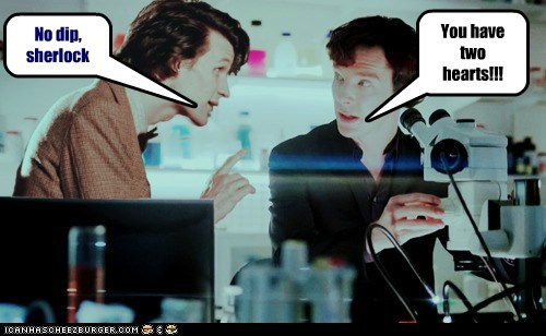 crossover doctor who Sherlock - 7384292096